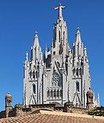 Temple Expiatori del Sagrat Cor 2013