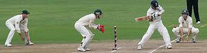 Tim Paine - Image: Tendulkar goes to 14,000 Test runs