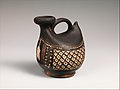 Terracotta askos (flask with spout and handle over top) MET DP700681.jpg
