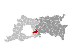 Tervuren - Image: Tervuren Locatie