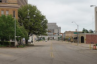 Texarkana, Arkansas City in Arkansas, United States