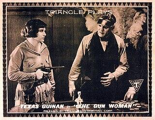 <i>The Gun Woman</i> 1918 American film