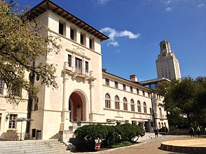 Union Building (University of Texas at Austin) - Image: Texas Union