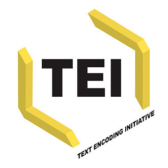 Text Encoding Initiative - Official logo