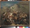 Théodore Chassériau - Battle of Arab Horsemen Around a Standard - 2003.40.FA - Dallas Museum of Art.jpg