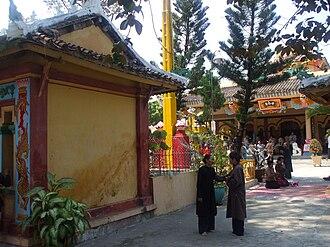 Đạo Bửu Sơn Kỳ Hương - Thới Sơn Tự, a pagoda of Buu Son Ky Huong