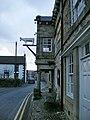 The Black Bull, Church Street, Ribchester, Porch - geograph.org.uk - 1071684.jpg