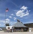 The Chuck Wagon Cafe in Granby, Colorado, near the southwestern entrance to Rocky Mountain National Park LCCN2015633699.tif