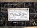 The Foundation Stone for The New Tower of St. Mark's Church. Portadown. - geograph.org.uk - 571053.jpg