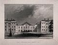 The Foundling Hospital; the main buildings seen from within Wellcome V0013469.jpg