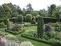 The Garden at Hambledon Hall - geograph.org.uk - 520831.jpg