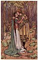 The Knight of the Ill-Shapen Coat Chooses His Bride.jpg