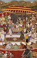 The Maharana of Mewar submitting to Prince Khurram.jpg