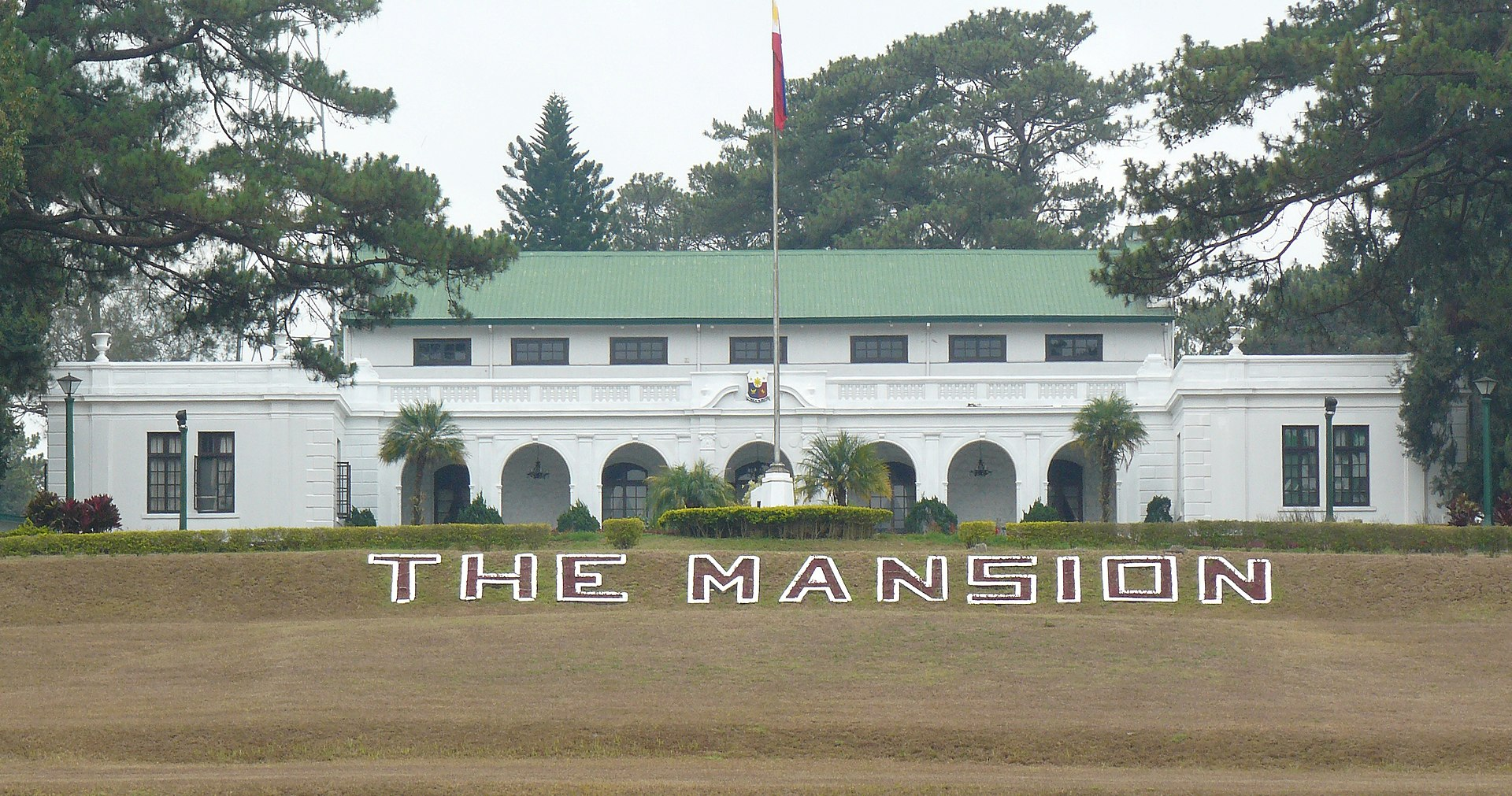 The mansion baguio wikipedia