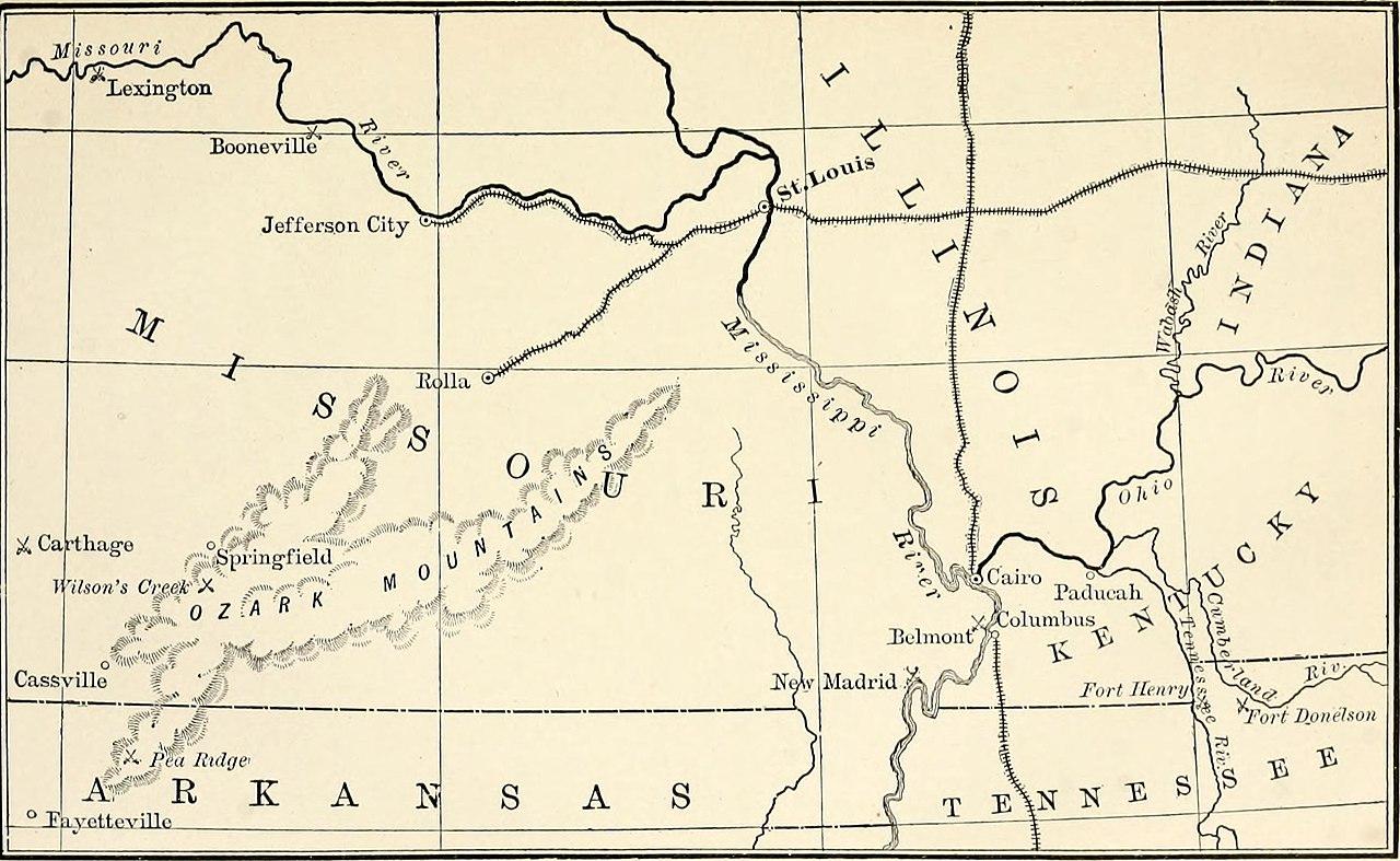 Confederate mobilization: Railroads and Shiloh