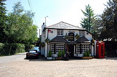 The Oak Inn, Bank - geograph.org.uk - 1332720.jpg