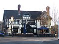 The Oak on the Green Pub, Bearsted - geograph.org.uk - 1102200.jpg