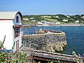 The Old Lifeboat Station and Harbour Wall - geograph.org.uk - 267061.jpg