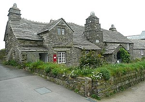 Tintagel - The Old Post Office
