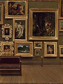 The Picture Gallery in the Old Museum by Enrico Meneghelli, 1879.jpg