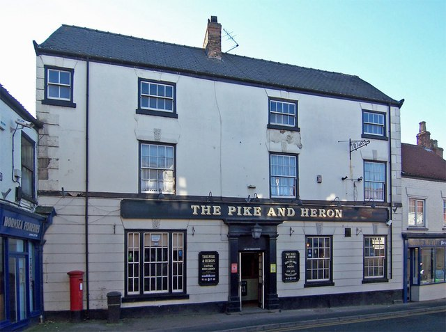 The Pike and Heron Hornsea
