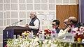 The Prime Minister, Shri Narendra Modi addressing the Valedictory Ceremony at DGPIGP Conference, at Tekanpur, in Madhya Pradesh on January 08, 2018 (4).jpg