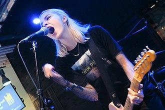 Lydia Night - Image: The Regrettes (43549396045)