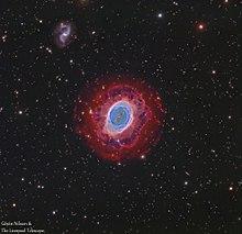 Ring Nebula - Wikipedia