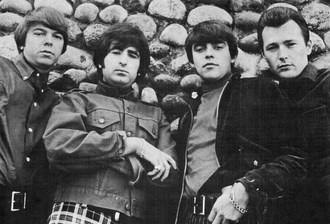 The Standells - The Standells in 1966