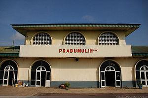 Kota Prabumulih Wikipedia Bahasa Indonesia Ensiklopedia Bebas