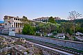 The Stoa of Attalus in Ancient Agora of Athens on November 14, 2020.jpg