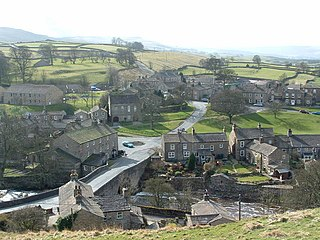 Bainbridge, North Yorkshire village in the United Kingdom