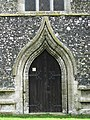 The church of St Nicholas - west doorway - geograph.org.uk - 707446.jpg