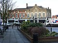 The corner of Bridge Street into Trinity Street - geograph.org.uk - 1603985.jpg