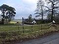 The entrance to Glebe Farm - geograph.org.uk - 1705984.jpg
