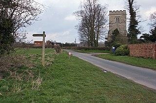 Nunburnholme Village and civil parish in the East Riding of Yorkshire, England