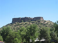 The rock of Castle Rock IMG 5189