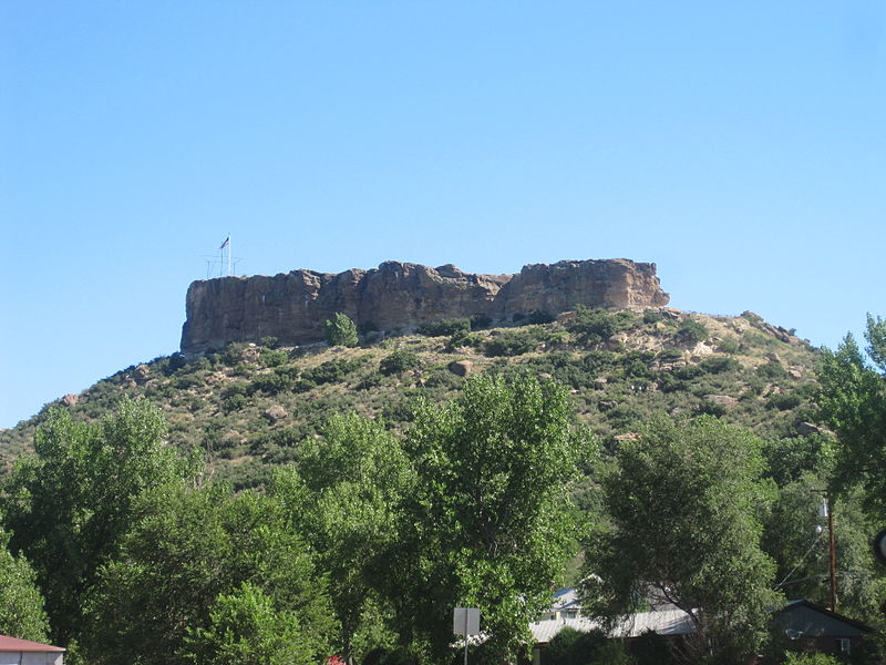 File:The rock of Castle Rock IMG 5189.JPG