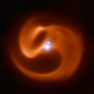 Apep (star system) - Image: The triple star system 2XMM J160050.7–514245 (Apep)