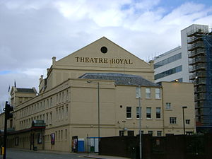 Theatre Royal, Glasgow - Image: Theatre Royal, Glasgow
