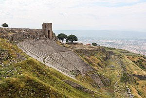 Pergamon - Theatre of Pergamon