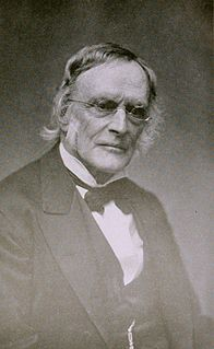 Theodore Dwight Woolsey American jurist; President of Yale University