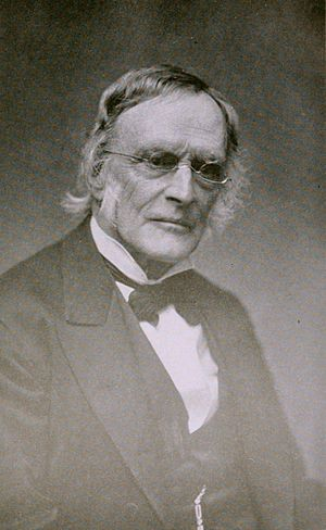 Theodore Dwight Woolsey - Image: Theodore Dwight Woolsey portrait