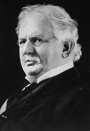 Theodore Newton Vail - Image: Theodore Newton Vail circa 1918 cropped