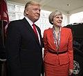 Theresa May visits Donald Trump (34617656122) (cropped1).jpg