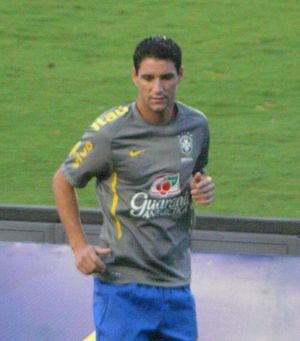 Thiago Neves - Neves with Brazil.