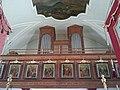 Thierbach, Kath. Pfarrkirche hl. Michael, Chor.jpg