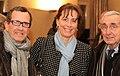 Thierry Roos, Fabienne Keller et Gilbert Roos, 2012.jpg