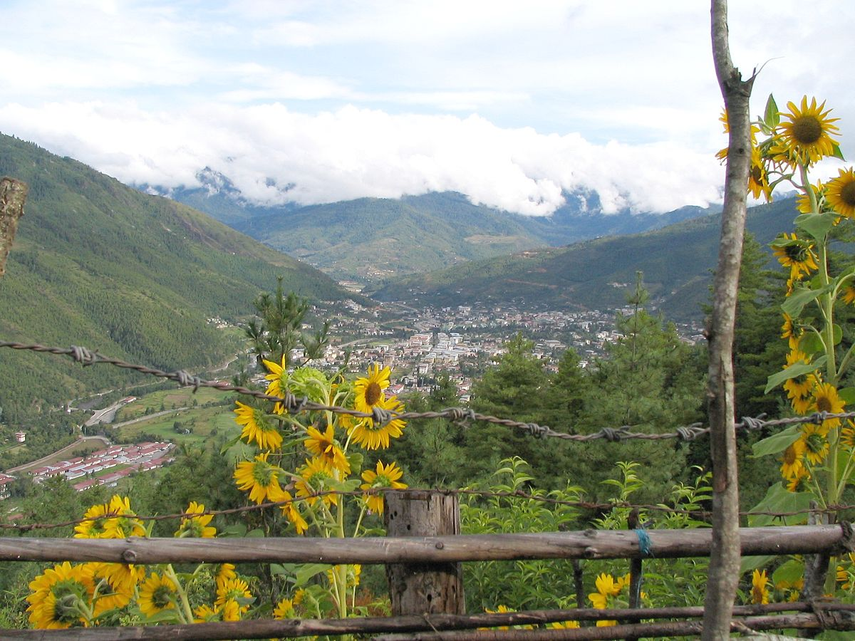 Bhutan Travel Guide At Wikivoyage