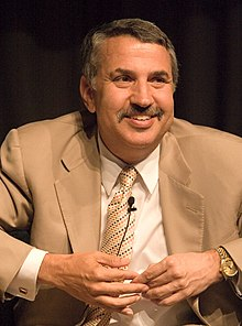 Image result for thomas l. friedman wikipedia
